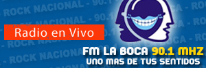 Banner FM La Boca